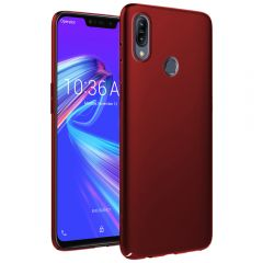 Ultra Slim Matte Back Case Cover for Asus Zenfone Max Pro M2 - Wine Red