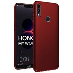 Ultra Slim Matte Back Case Cover for Huawei Honor 8C - Wine Red
