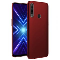 Ultra Slim Matte Back Case Cover for Huawei Honor 9X - Wine Red