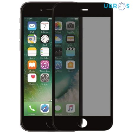 Apple iPhone 6 SpyGlass Pro Edge (2-way privacy) Tempered Glass Screen Protector